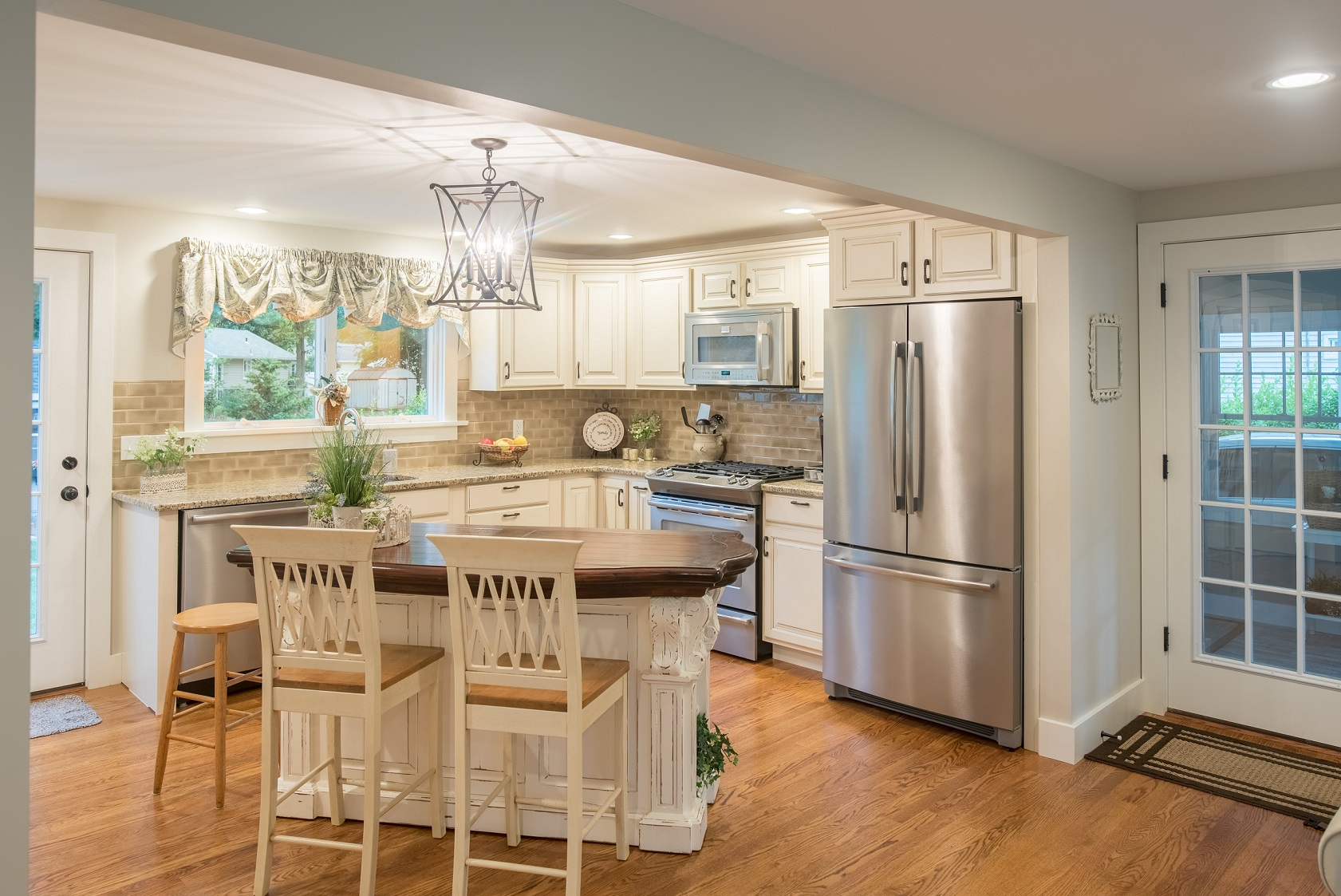 Kitchen Remodel by Fleming Homes